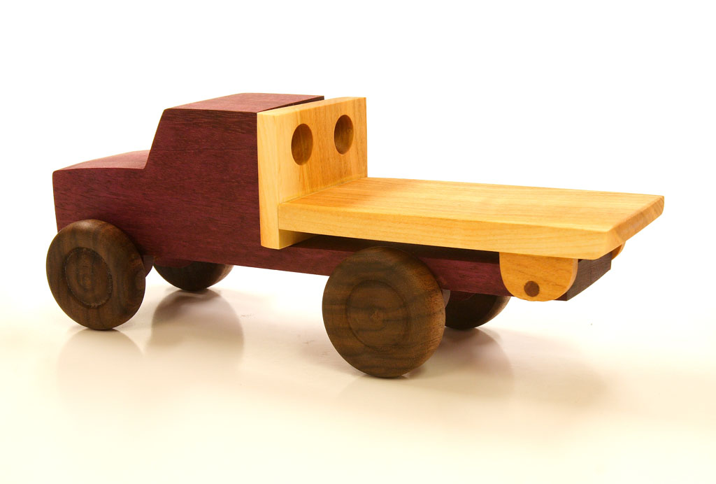 Wooden Toy Cars And Trucks : The gallery for gt wooden toy car